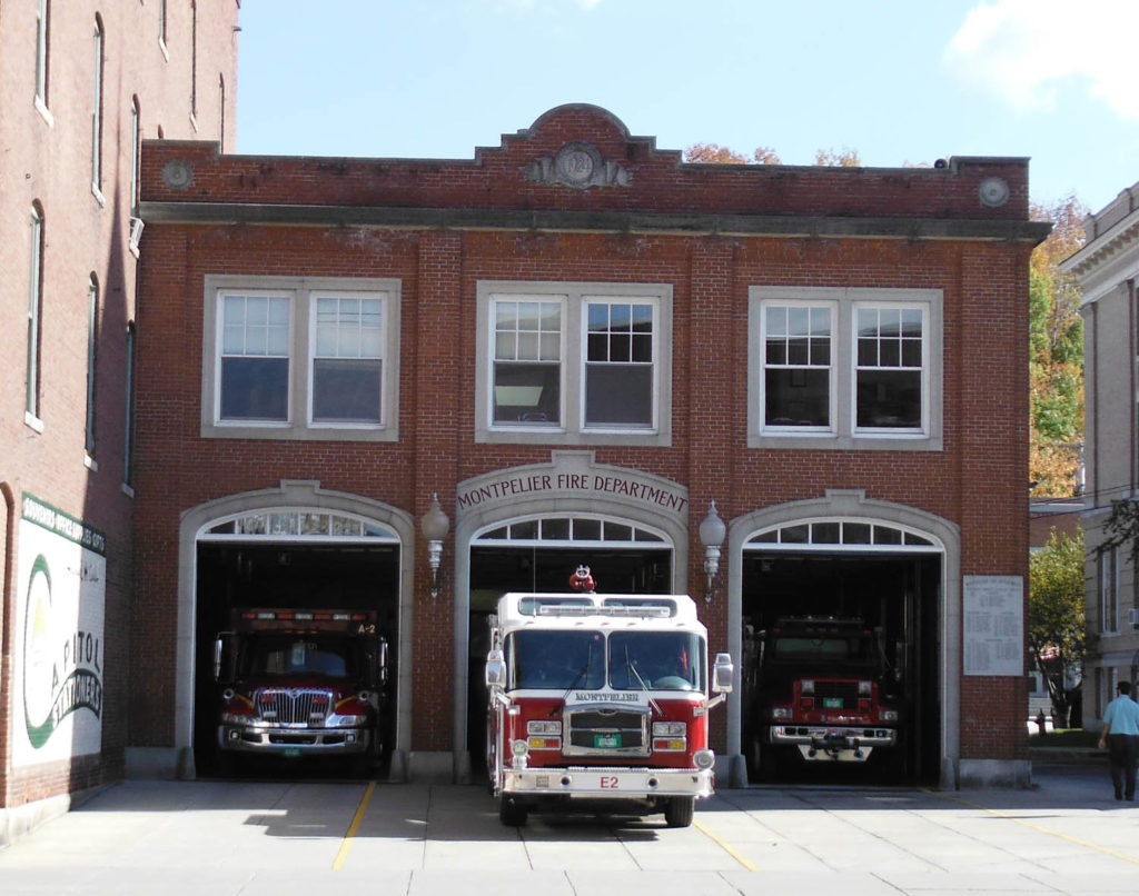HINT: The Fire Hall is going to play a bigger role in an upcoming book.