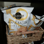 Maple Bacon flavored chips - how canadian is that???